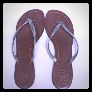 COPY - Tory Burch sandals flip flops size 9 used